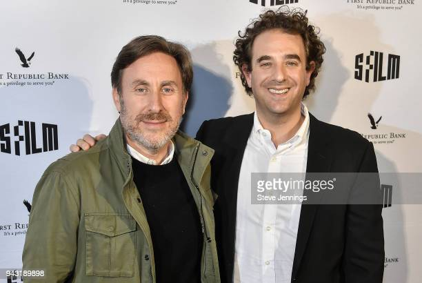Writer Jonathan Tropper and Producer Eric Robinson attend the San Francisco Film Festival Premiere of Kodachrome at the Victoria Theatre on April 7...