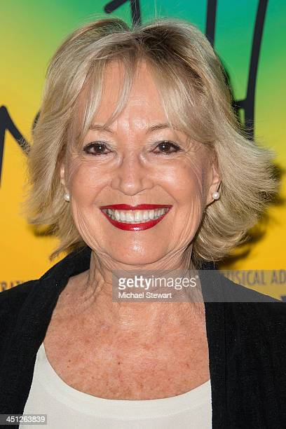 """Writer Julie Allan attends the """"Lies My Father Told Me"""" Opening Night at Baruch Performing Arts Center on November 21, 2013 in New York City."""