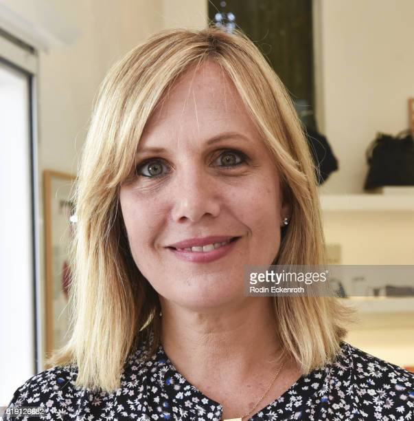 Writer Julie Rudd attends the release party for Fun Mom Dinner at Clare V on July 19 2017 in West Hollywood California