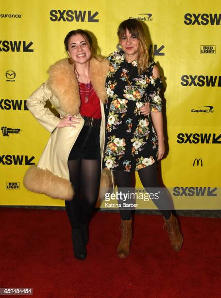 Writer Karen Skloss and Jasmine Skloss Harrison attend the premiere of The Honor Farm during 2017 SXSW Conference and Festivals at Stateside Theater...