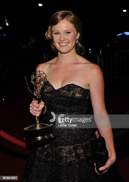 Writer Kater Gordon arrives at the 13th Annual Entertainment Tonight and People Magazine Emmys After Party at the Vibiana on September 20, 2009 in...