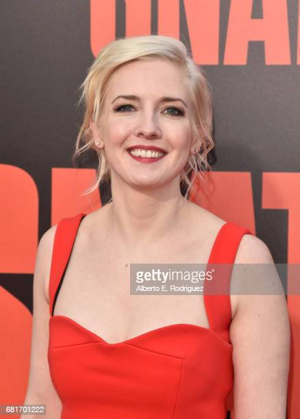 Writer Katie Dippold attends the premiere of 20th Century Fox's Snatched at Regency Village Theatre on May 10 2017 in Westwood California