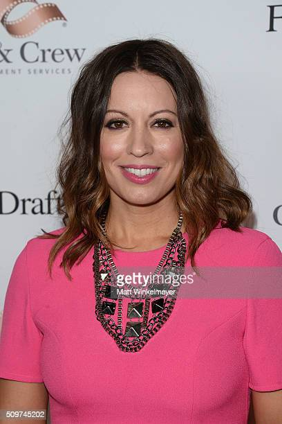 Writer Kay Cannon attends the Annual Final Draft Awards at Paramount Theatre on February 11 2016 in Hollywood California