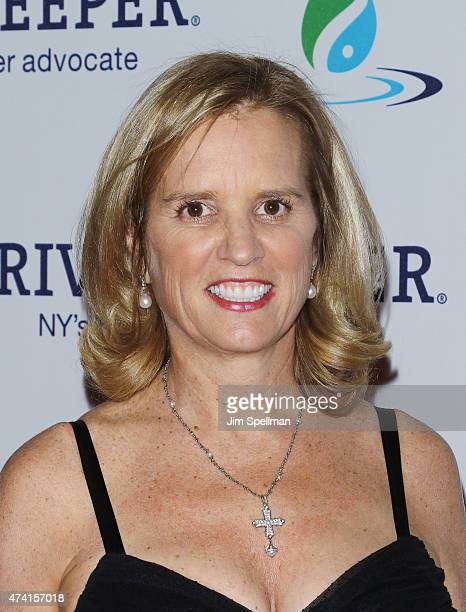 Writer Kerry Kennedy attends the 2015 Riverkeeper Fishermen's Ball at Pier Sixty at Chelsea Piers on May 20 2015 in New York City