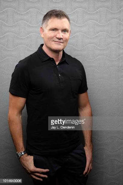 Writer Kevin Williamson from 'Tell Me a Story' is photographed for Los Angeles Times on July 19 2018 in San Diego California PUBLISHED IMAGE CREDIT...
