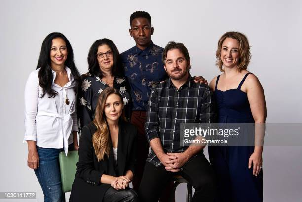 Writer Lizzy Weiss producer Robin Schwartz actors Elizabeth Olsen Mamoudou Athie and producers/directors James Ponsoldt and Kit Steinkellner from the...