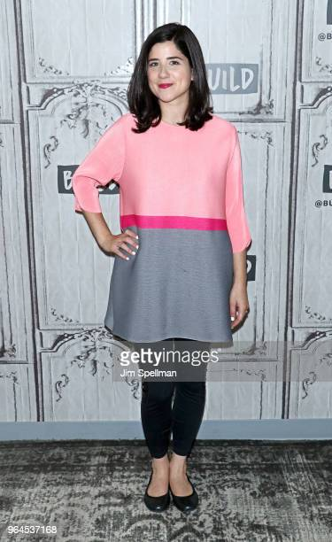 Writer Loryn Brantz attends the Build Series to discuss Feminist Baby Finds Her Voice at Build Studio on May 31 2018 in New York City