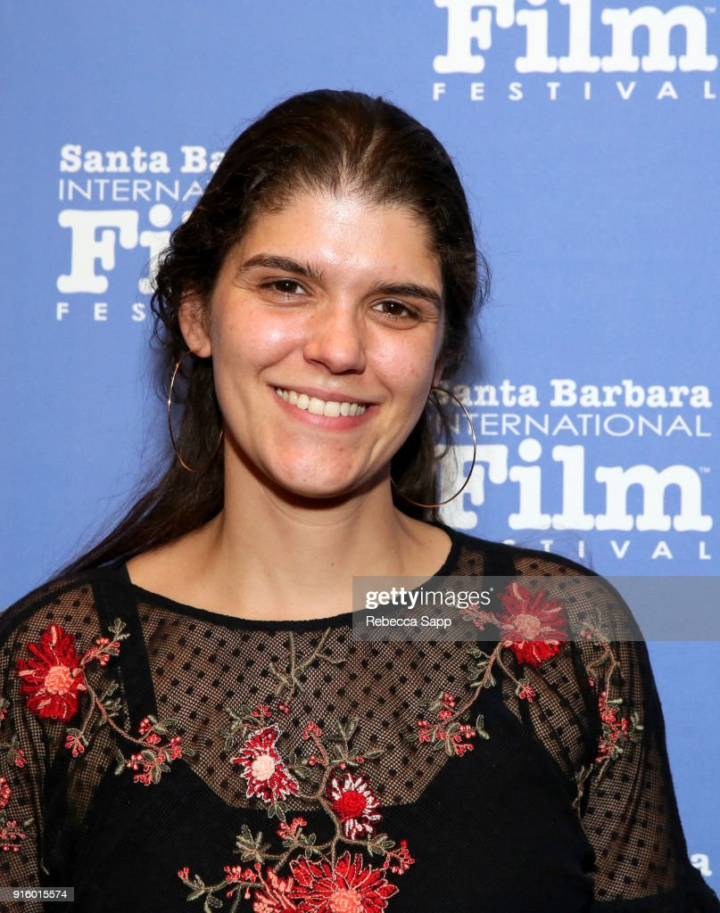 Writer Luisa Parnes at a screening of 'Before I Forget' during The 33rd Santa Barbara International Film Festival at The Metro Theatre on February 8, 2018 in Santa Barbara, California.