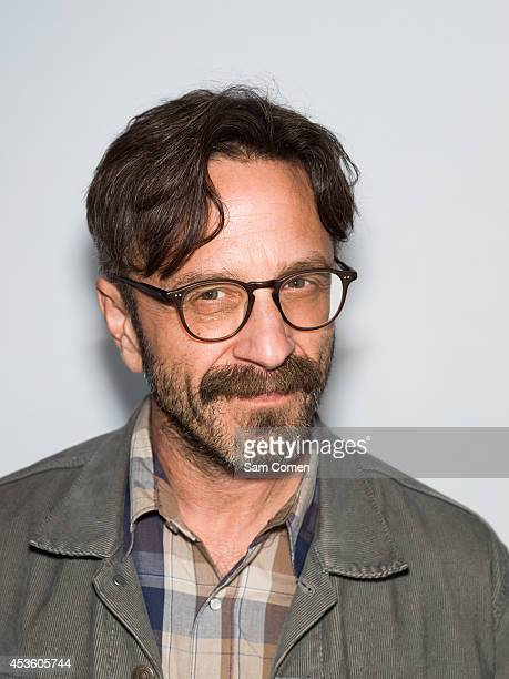 Writer Marc Maron is photographed for Variety on June 10 2014 in Beverly Hills California