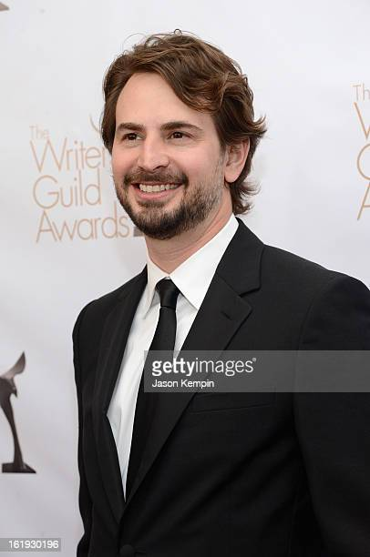 Writer Mark Boal arrives at the 2013 WGAw Writers Guild Awards at JW Marriott Los Angeles at LA LIVE on February 17 2013 in Los Angeles California