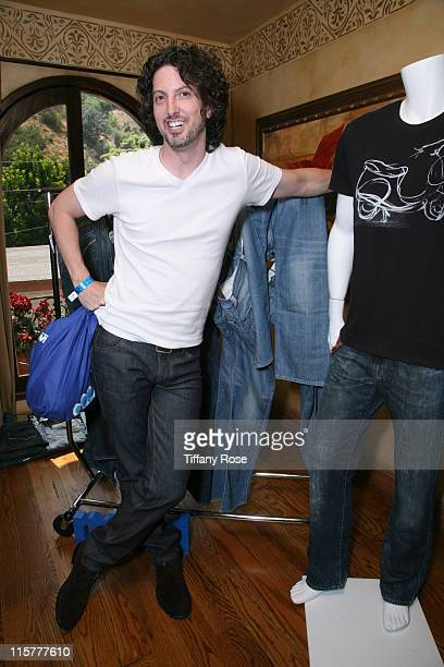 Writer Mark Schwahn and Mavi Jeans at day one of Melanie Segal's MTV Movie Awards House presented by Rev 3 on May 28 2009 in Los Angeles California