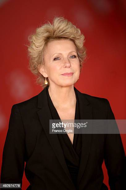 Writer Mary Mapes walks the red carpet for 'Truth' during the 10th Rome Film Fest at Auditorium Parco Della Musica on October 16 2015 in Rome Italy