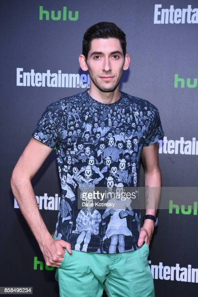Writer Max Landis attends Hulu's New York Comic Con After Party at The Lobster Club on October 6, 2017 in New York City.