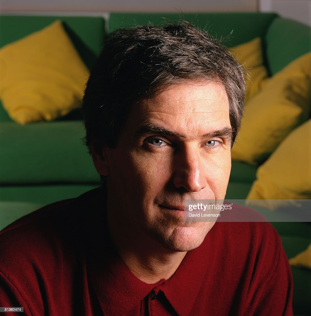 Writer Michael Ignatieff at home in London on February 8, 1999. Titles written by Ignatieff include - 'Empire Lite: Nation Buliding in Bosnia, Kosovo, Afghanistan', 'Scar Tissue and Virtual War' and 'The Warrior's Honour: Ethnic War and the Modern Consciousness'.