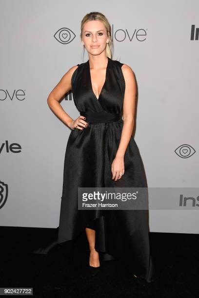 Writer Morgan Stewart attends 19th Annual PostGolden Globes Party hosted by Warner Bros Pictures and InStyle at The Beverly Hilton Hotel on January 7...