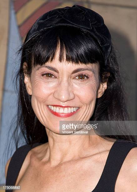 Writer Nancye Ferguson attends the Mr Bitchin screening and signing at American Cinematheque's Egyptian Theatre on July 30 2013 in Hollywood...