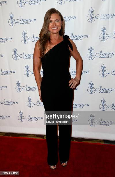 Writer Natalie Chaidez attends the 32nd Annual Imagen Awards at the Beverly Wilshire Four Seasons Hotel on August 18 2017 in Beverly Hills California