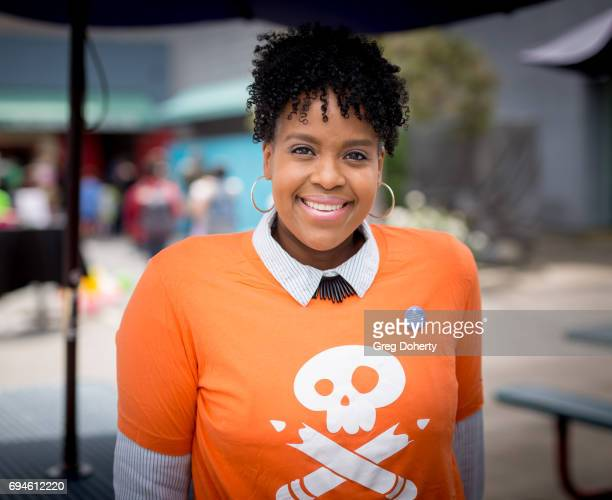 Writer Natasha Rothwell attends The Story Pirates Benefit Performance at Crossroads School for Arts Sciences on June 10 2017 in Santa Monica...
