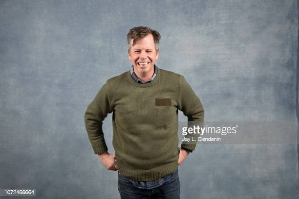 Writer Nick Morton from Halfway There is photographed for Los Angeles Times on January 22 2018 in the LA Times Studio at Chase Sapphire on Main...