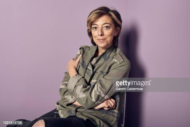 Writer Nicole Taylor from the film 'Wild Rose' poses for a portrait during the 2018 Toronto International Film Festival at Intercontinental Hotel on...