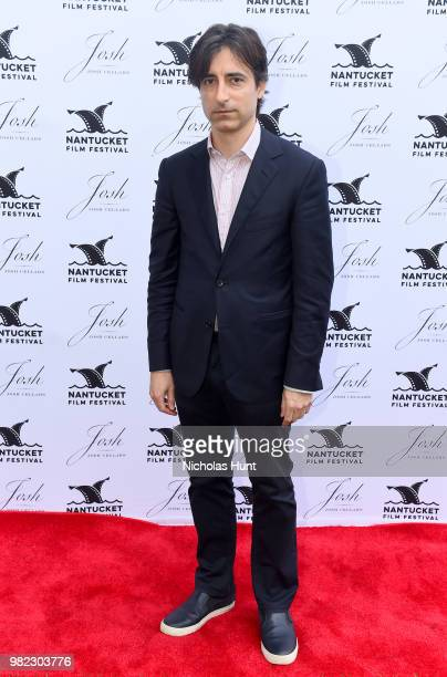 Writer Noah Baumbach attends the Screenwriters Tribute at the 2018 Nantucket Film Festival Day 4 on June 23 2018 in Nantucket Massachusetts