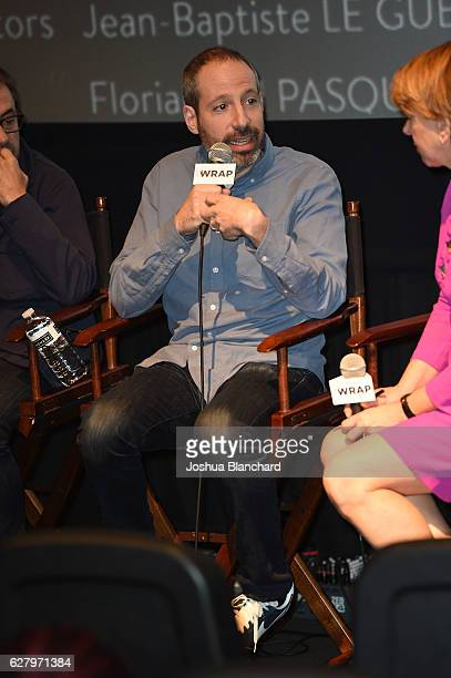 Writer Noah Oppenheim attends TheWrap's Special Screening Presentation Of Your Name and Jackie on December 5 2016 in Los Angeles California