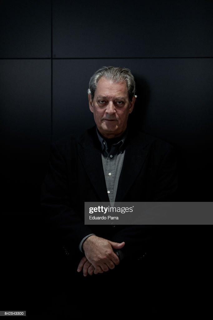 Paul Auster Portraits