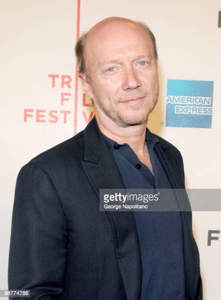 """Writer Paul Haggis attends the """"Freakonomics"""" premiere during the 9th Annual Tribeca Film Festival at the Tribeca Performing Arts Center on April 30,..."""