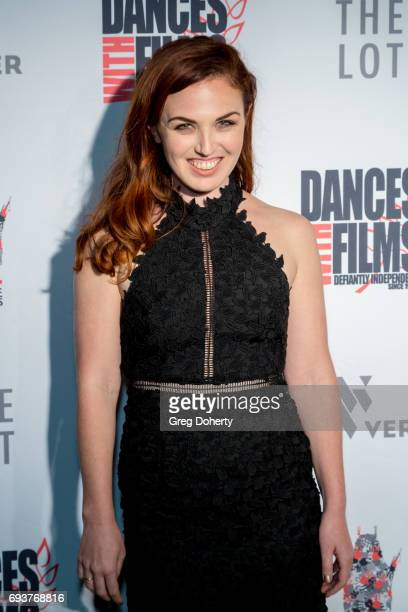 Writer Producer and Actress Stacey Maltin attends the Landing Up World Premiere during 20th Annual Dances With Films at TCL Chinese 6 Theatres on...