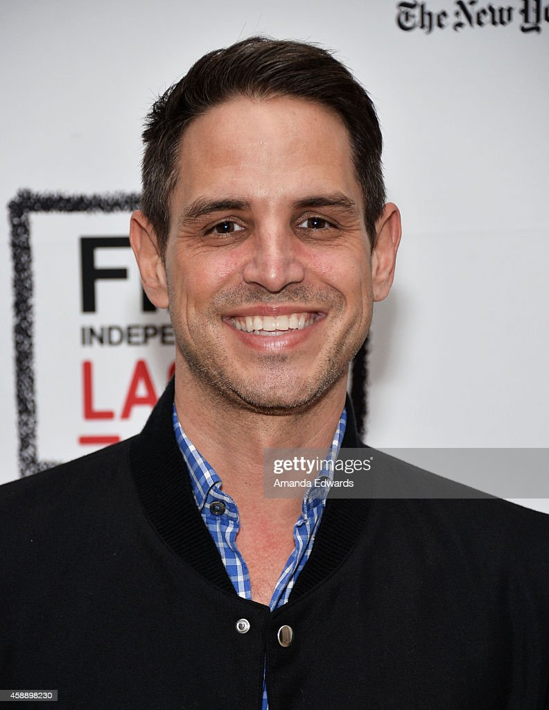 Film Independent At LACMA Presents An Evening With Greg Berlanti