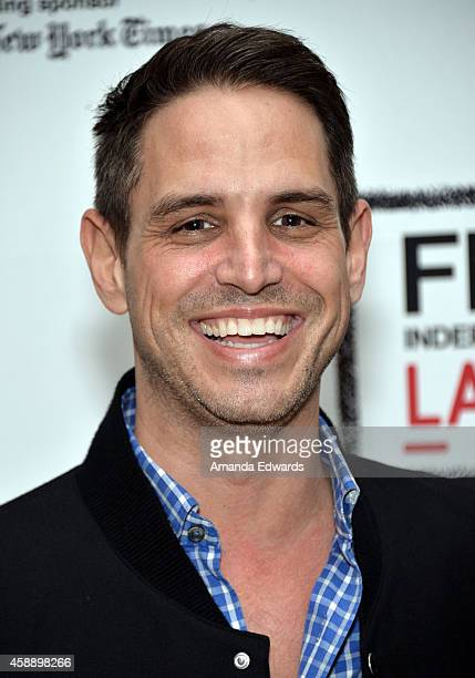 Writer producer and director Greg Berlanti attends the Film Independent at LACMA's An Evening With Greg Berlanti event at the Bing Theatre at LACMA...