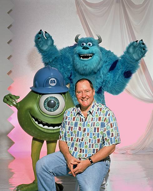 John Lasseter Portrait Session