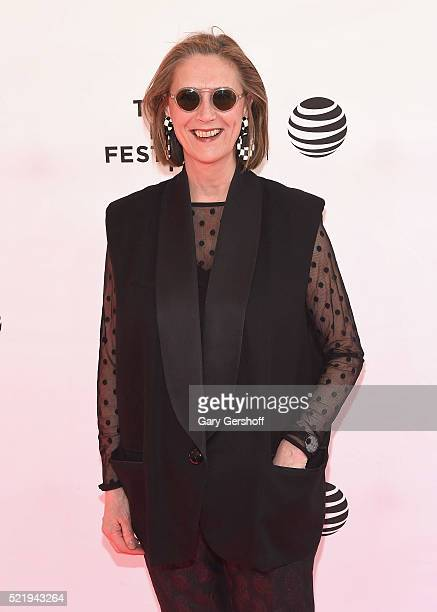 Writer/ producer Susan Boyd attends 'A Kind of Murder' premiere during 2016 Tribeca Film Festival at SVA Theatre on April 17 2016 in New York City