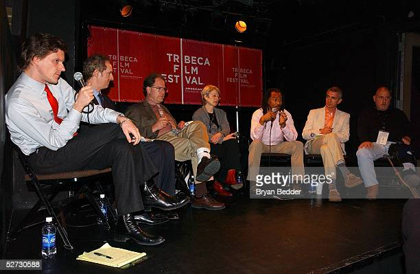 Writer Rick Karr, Attorney Richard B. Heller, Professor Peter Jaszi, Music Supervisor Rena Kosersky, Director Orlando Bagwell, Artist Manager Michael...