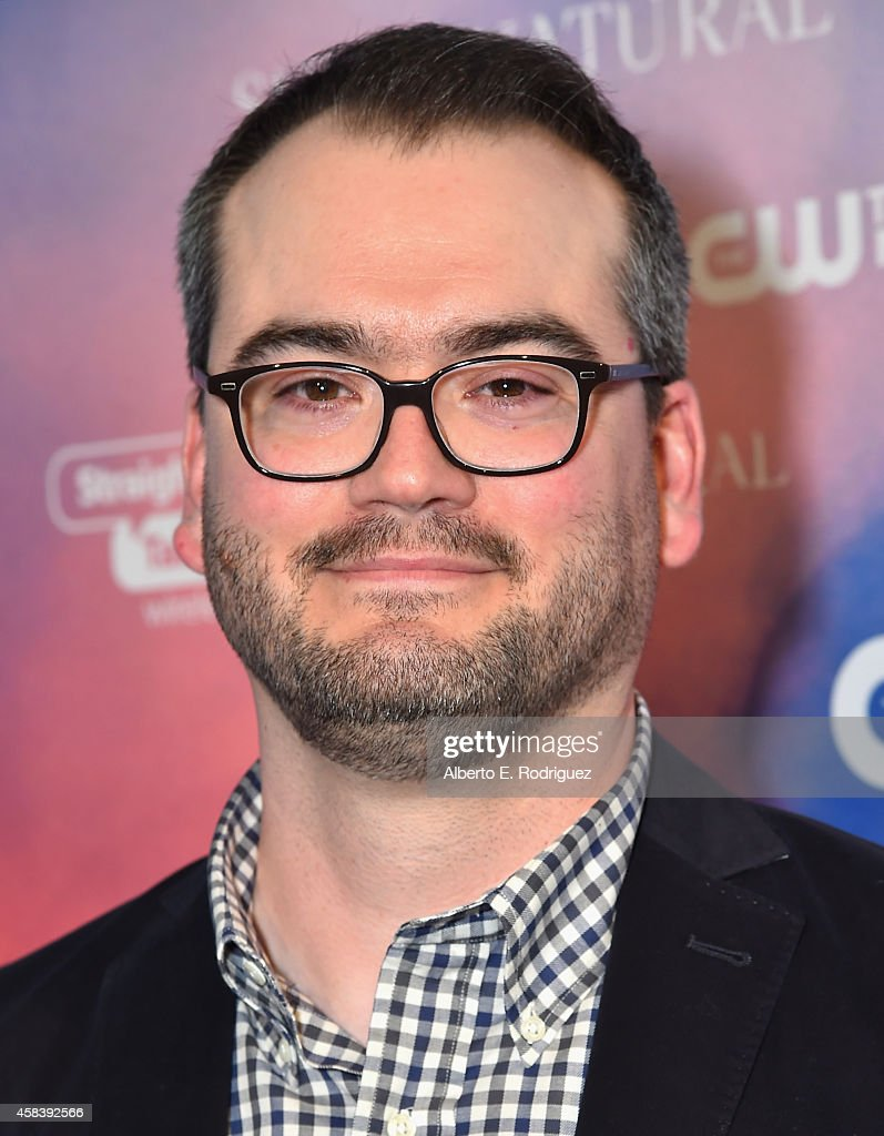 Writer Robbie Thompson attends the CW's Fan Party to Celebrate the 200th episode of 'Supernatural' on November 3, 2014 in Los Angeles, California.