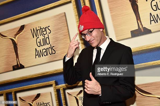 Writer Robert Cohen attends the 2016 Writers Guild Awards at the Hyatt Regency Century Plaza on February 13 2016 in Los Angeles California