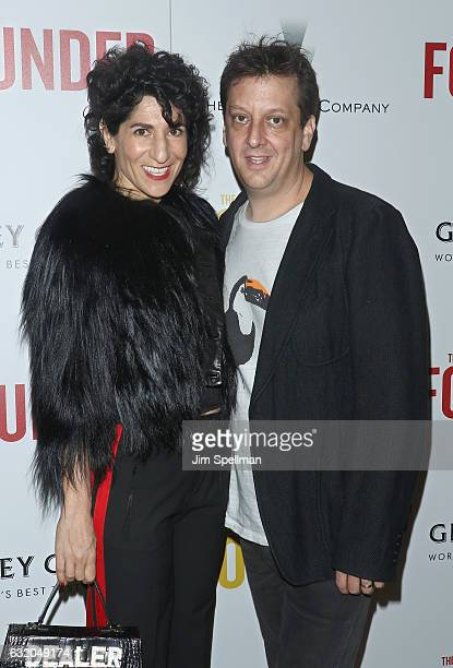 Writer Robert D Siegel attends the screening of 'The Founder' hosted by The Weinstein Company with Grey Goose at The Roxy on January 18 2017 in New...