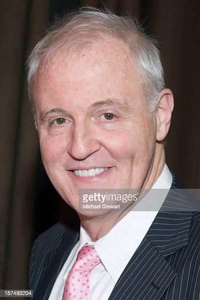 Writer Robert Harling attends the after party for the 25th anniversary celebrity stage reading of Steel Magnolias at Veranda on December 3 2012 in...