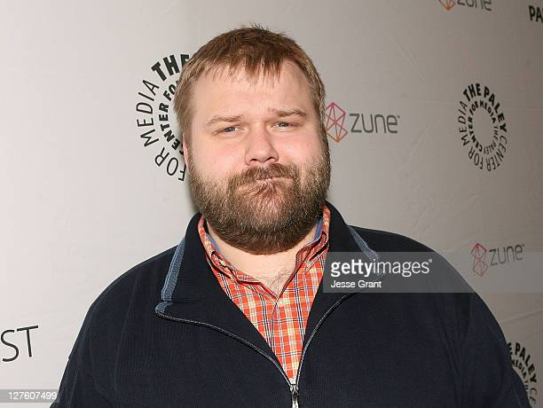 """Writer Robert Kirkman attends """"The Walking Dead"""" Paley Festival Screening and Panel at Saban Theatre on March 4, 2011 in Beverly Hills, California."""