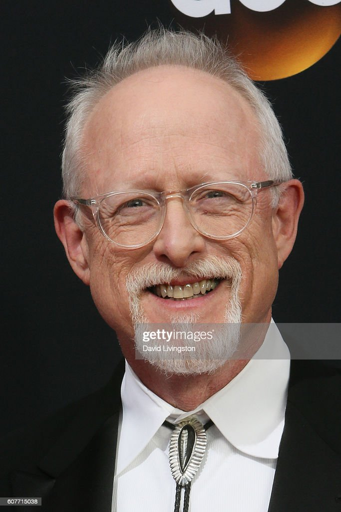 Writer Robert Schenkkan arrives at the 68th Annual Primetime Emmy Awards at the Microsoft Theater on September 18, 2016 in Los Angeles, California.