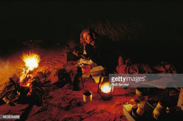 Image result for free images Robyn Davidson campfire