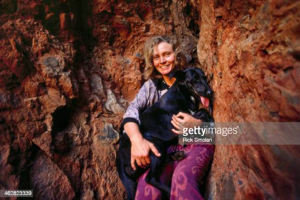 Image result for robyn davidson getty images