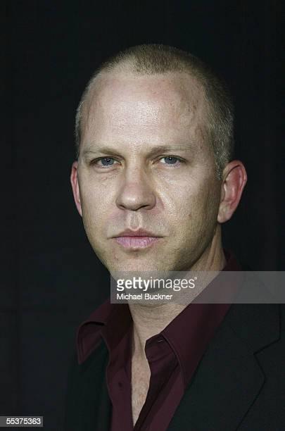 "Writer Ryan Murphy arrives at FX Network's 3rd season premiere screening of ""Nip/Tuck"" September 10, 2005 at the El Capitan Theatre in Los Angeles,..."