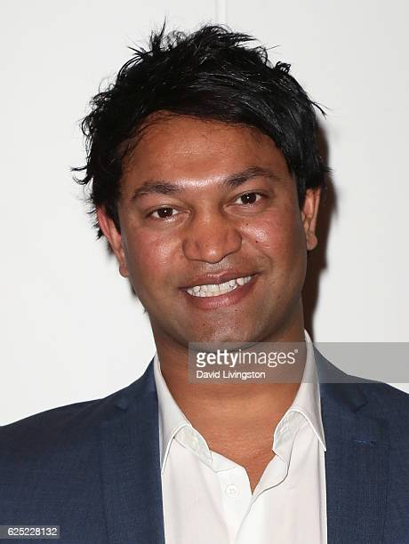 Writer Saroo Brierley attends a Los Angeles special screening of The Weinstein Co's Lion at the Samuel Goldwyn Theater on November 22 2016 in Beverly...