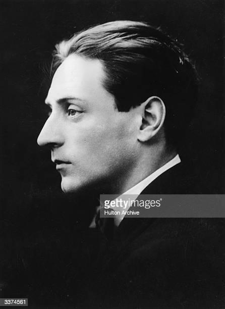 Writer Sir Compton Mackenzie