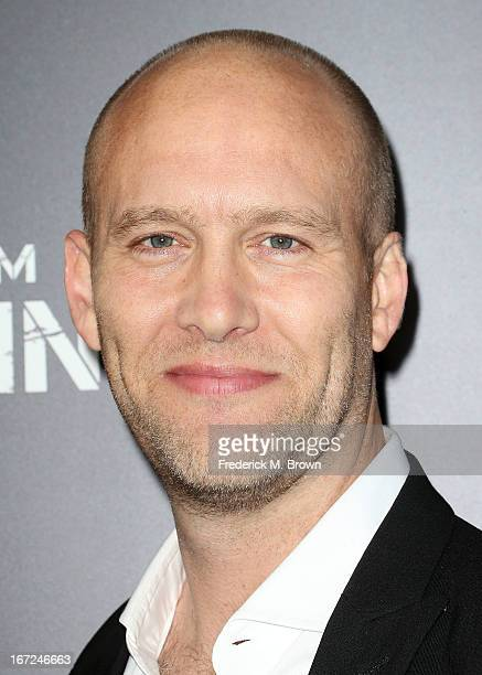 Writer Stephen McFeely attends the premiere of Paramount Pictures' Pain Gain at the TCL Chinese Theatre on April 22 2013 in Hollywood California
