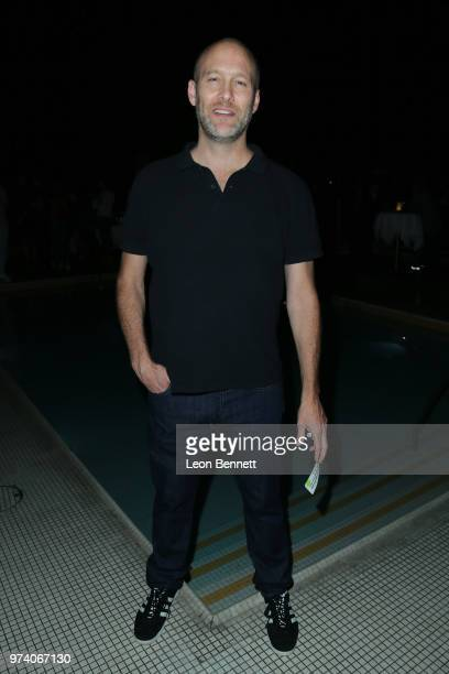 Writer Stephen McFeely attends Writers Guild Of America West Hosts Behind The Screen Summer 2018 Reception at The Roof On Wilshire on June 13 2018 in...