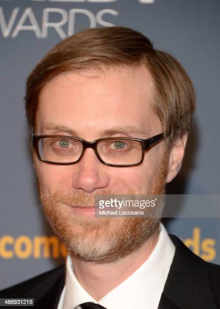 Writer Stephen Merchant attends 2014 American Comedy Awards at Hammerstein Ballroom on April 26 2014 in New York City