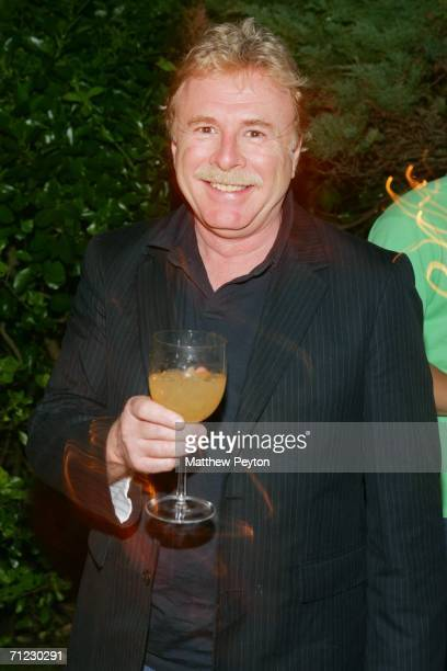 """Writer Steven Gaines attends the afterparty/dinner for the premiere of """"The Groomsmen"""" presented by The Cinema Society & The Hamptons Film Festival &..."""