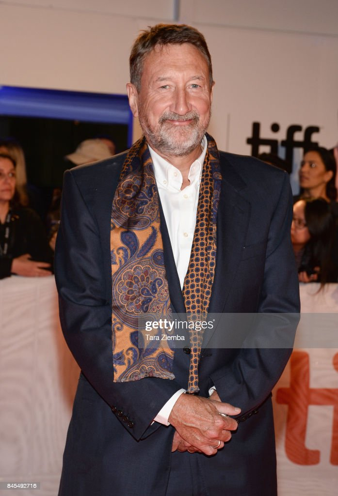 Writer Steven Knight attends the 'Woman Walks Ahead' premiere during the 2017 Toronto International Film Festival at Roy Thomson Hall on September 10, 2017 in Toronto, Canada.